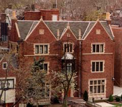 World Lubavitch Headquarters