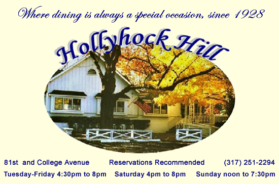 Hollyhock Hill Restaurant (opens in new window)